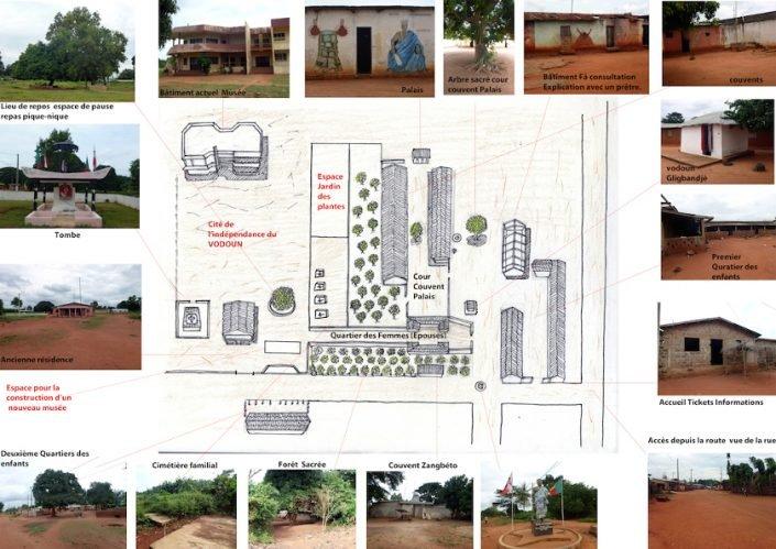REFERENCE - Faisabilité - Centre de valorisation du culte vaudou