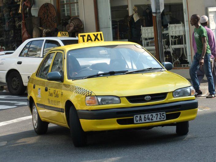 Achat et gestion de taxi